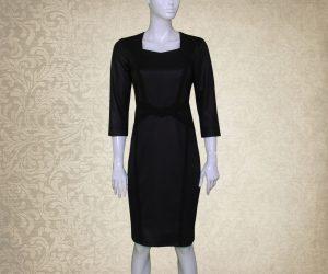 Ženska haljina ADRIJANA poslovni look