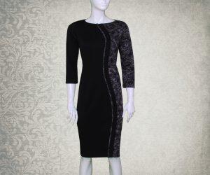 Ženska haljina GERTRUDA Srnec Style