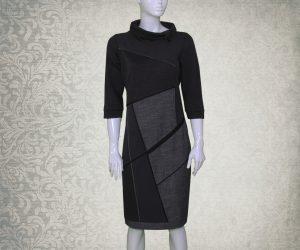 Ženska haljina KJARA Srnec Style