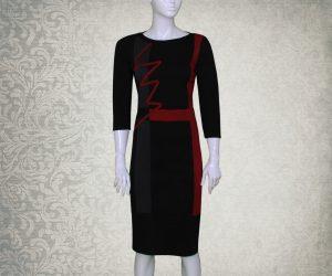 Ženska haljina SAMIA Srnec Style