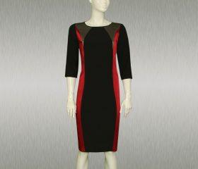 Damen Kleid GARDENIJA