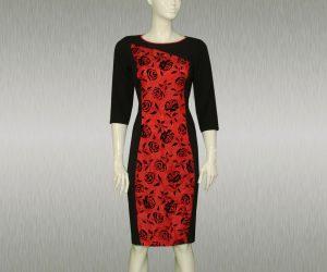 Ženska haljina ODRI Srnec Style