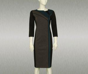 Ženska haljina PARIS Srnec Style