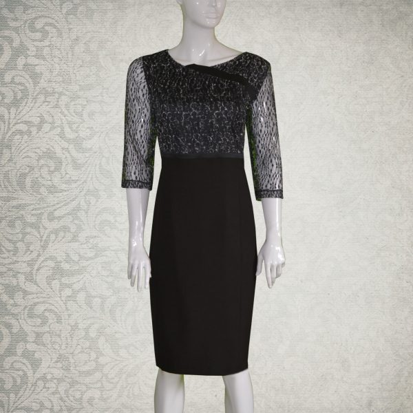 Ženska haljina -VELINKA Srnec Style