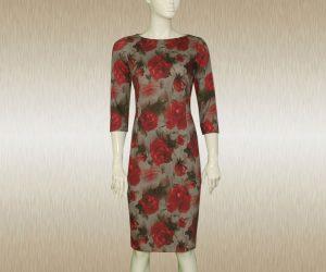 Ženska haljina VIKI Srnec Style