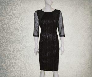 Ženska haljina GARDENIJA Srnec Style