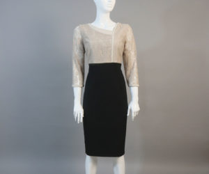 Ženska haljina MEGI Srnec Style