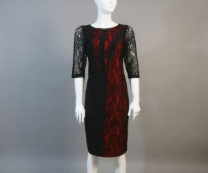 Ženska haljina VIVIAN Srnec Style