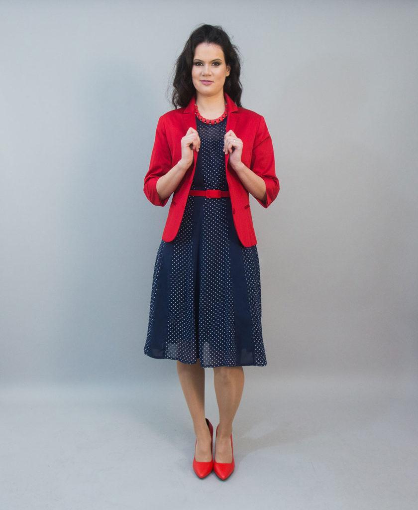 Haljina SABINA Srnec Style Modni savjeti
