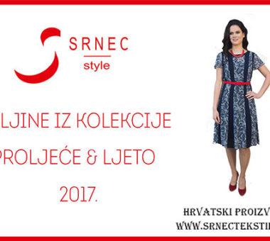 Srnec Style haljine za proljeće / ljeto 2017.