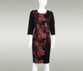 Ženska haljina BRANKA