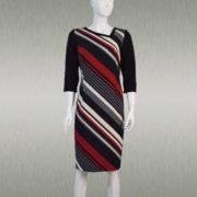 Ženska haljina DELFINA Srnec Style
