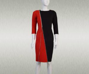 Ženska haljina MONTANA Srnec Style