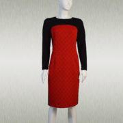 Ženska haljina SANTINA Srnec Style