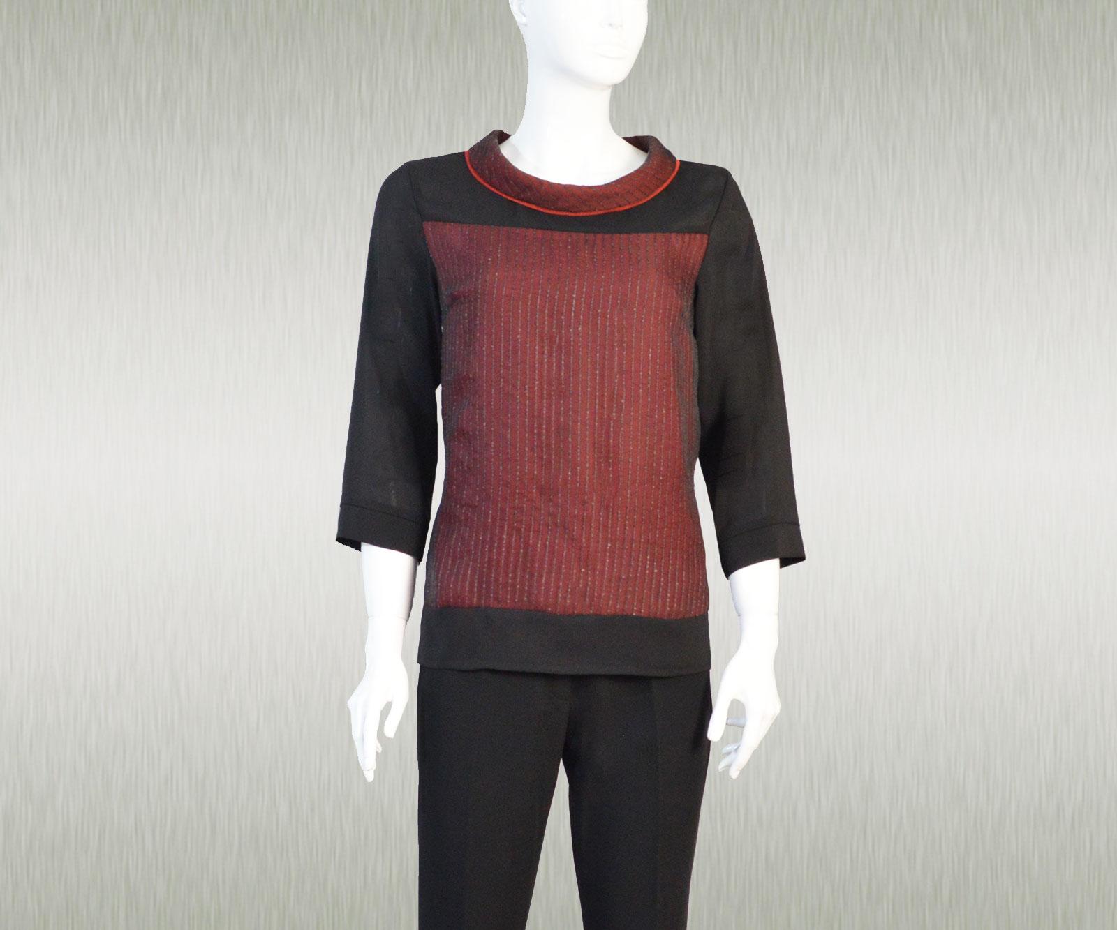 Ženska bluza EMILIJA Srnec Style