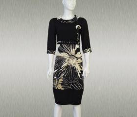 Ženska haljina PAOLA