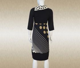 Ženska haljina DVINA