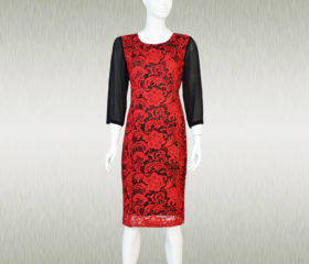 Ženska haljina PATRICIJA