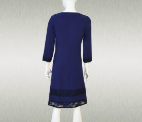 Ženska haljina NADINA