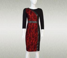 Ženska haljina SUZANA