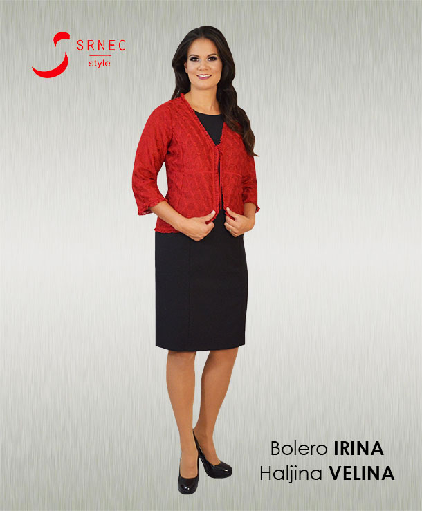 Bolero Irina Srnec Style