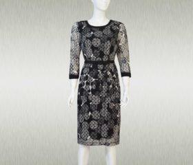 Ženska haljina FELINA II