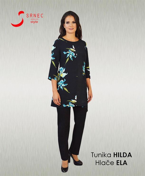 Tunika Hilda Srnec Style