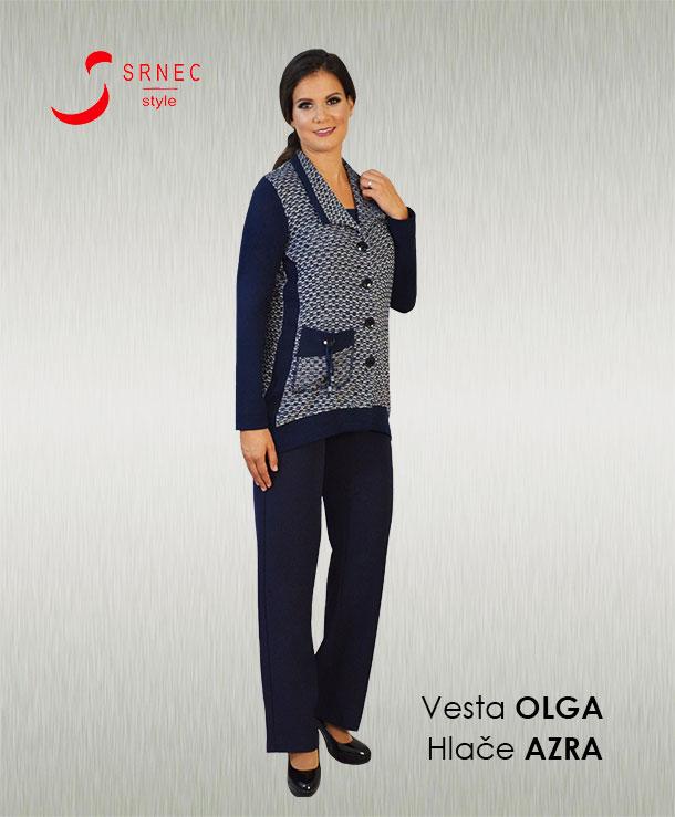 Vesta Olga Srnec Style