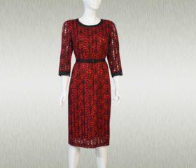 Ženska haljina FELINA