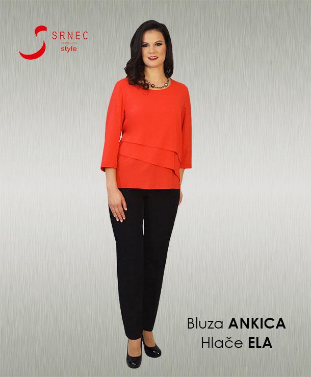 Bluza Ankica Srnec Style