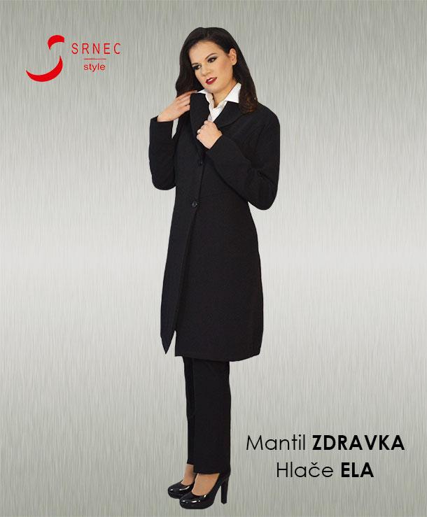 Mantil Zdravka Srnec Style