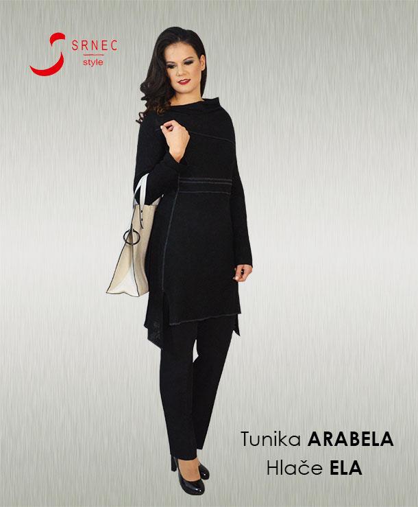 Tunika Arabela Srnec Style