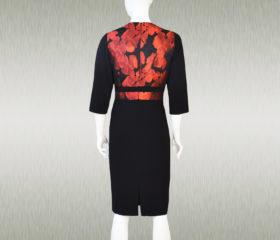 Ženska haljina DANIRA