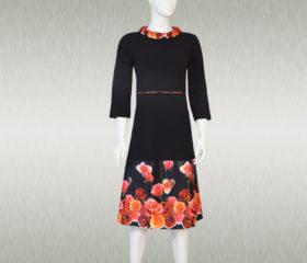 Ženska haljina ANTONETA