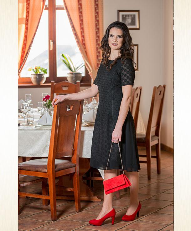 Haljina Donatela Srnec Style