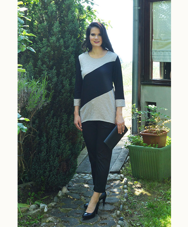 Tunika Mona Srnec Style