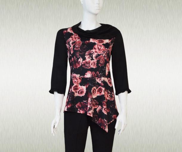 Ženska bluza LELA Srnec Style