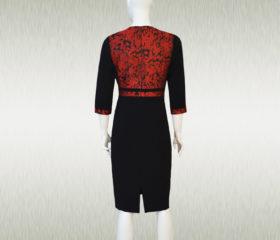 Ženska haljina REBEKA