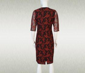 Ženska haljina ZRINKA